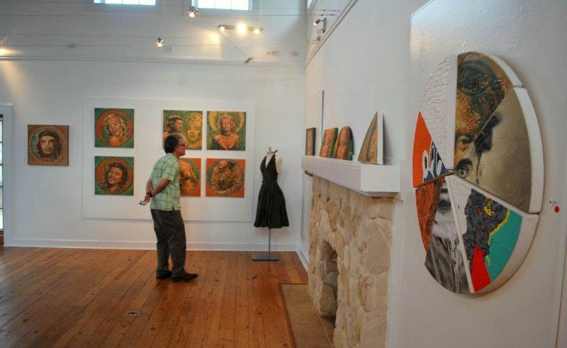 ICONS exhibit
