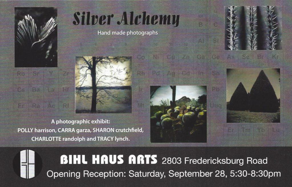 Silver Alchemy exhibit