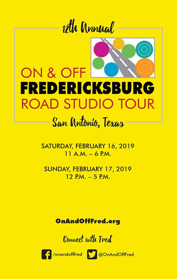 2019-on-and-off-Fred-road-studio-tour