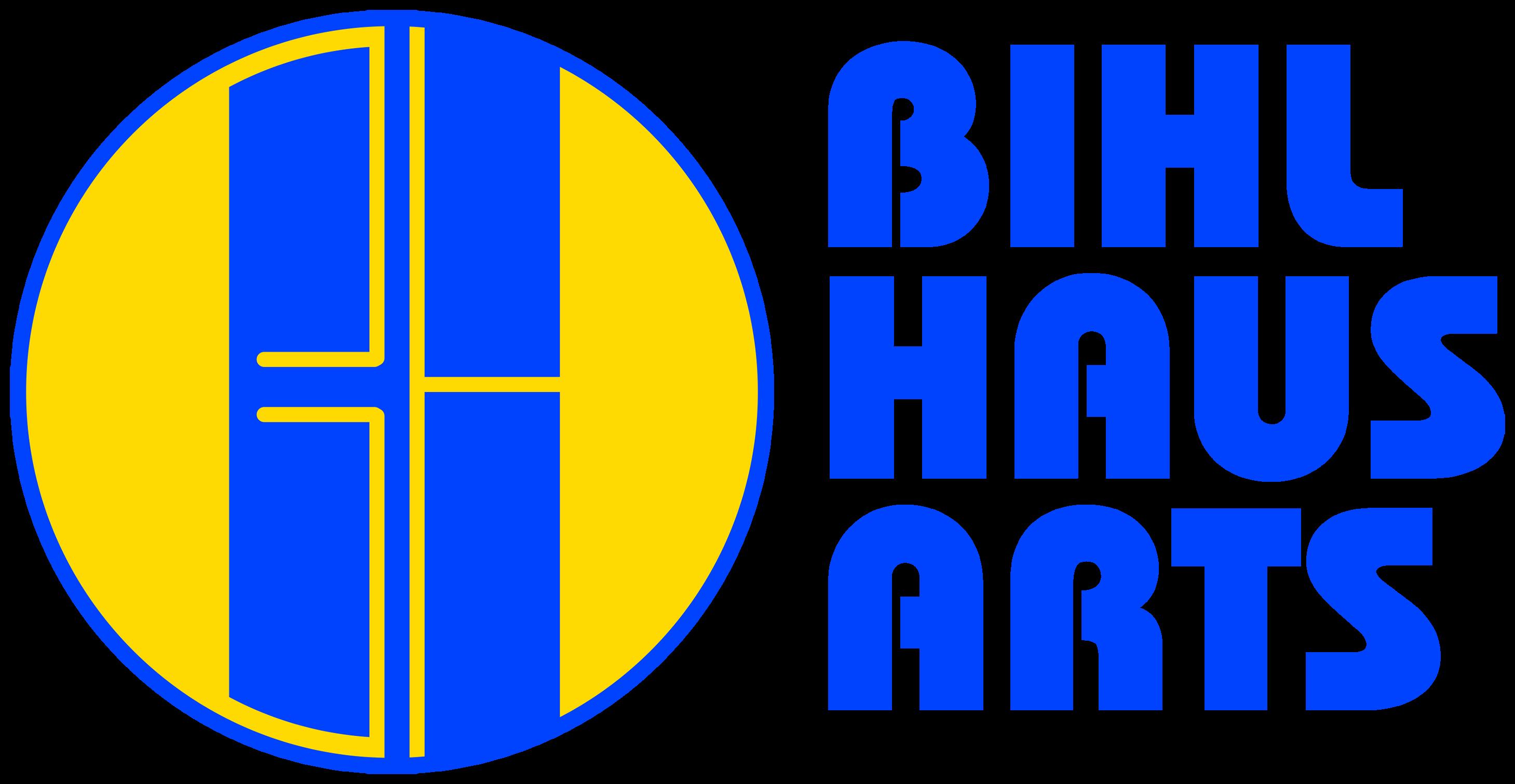 Bihl Haus Arts Logo Large