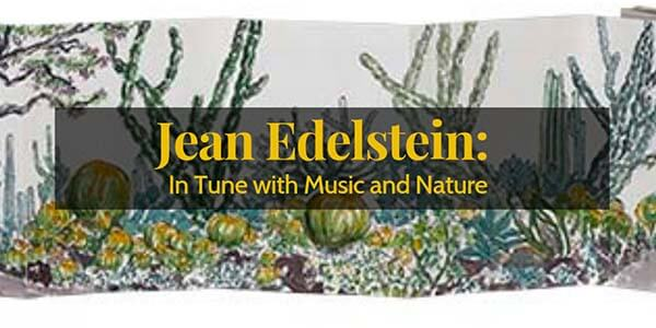 jean edelstein =: In tune with music and nature