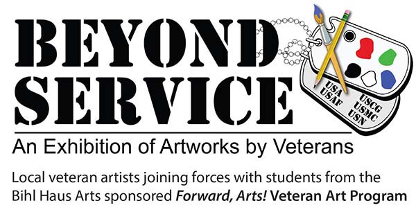 Beyond Service-An exhibition of artwork by veterans