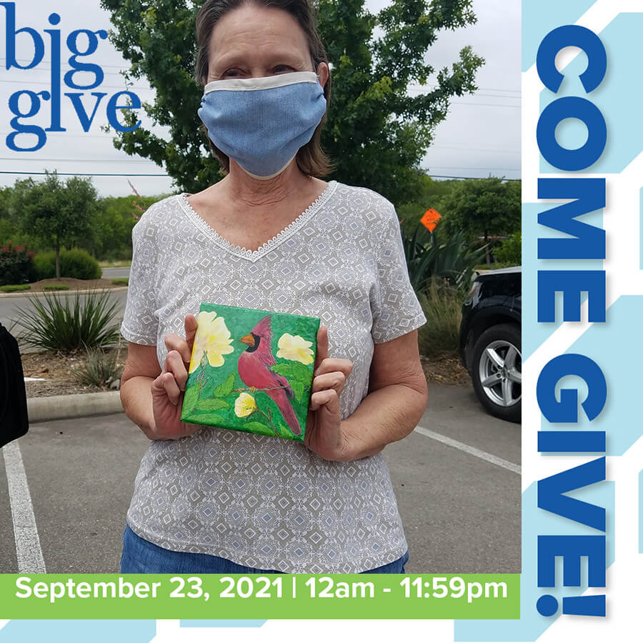 Donate to The Big Give